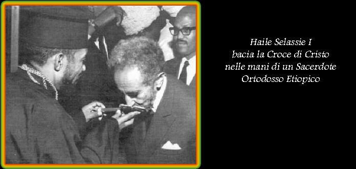 Selassie cristiano ortodosso