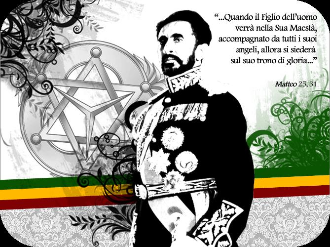 Selassie-head