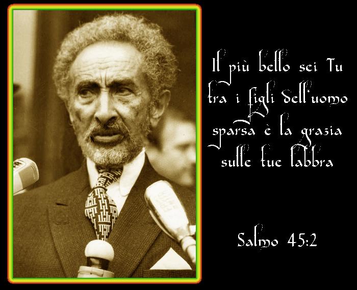 Discorsi di Haile Selassie